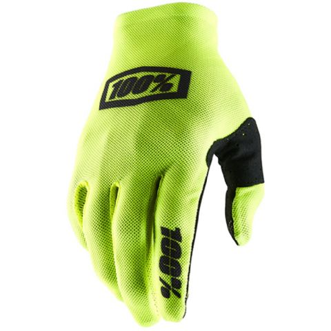 CELIUM 2 100% Glove Fluo Yellow/Black